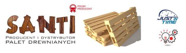 SANTI: Producent Palet Blog - Produkcja palet z bliska.